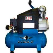 Eagle HD1518L, 2 HP, Hand Carry, 3 Gallon, Hot Dog, 125 PSI, 3.6 CFM, 1-Phase 110V