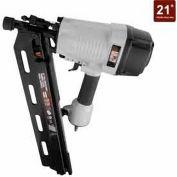 "Iron Horse 3-1/2"" Full Round Head 21° Framing Nailer W/Case IH-RHFN21"