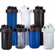 "High Temp Glass Filled Plastic Filter Housing 20""Lx3/4"" Port - Pkg Qty 12"