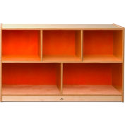 "Whitney Plus 30"" High Cabinet - Hot Pumpkin"