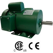 Worldwide Electric FM13-18-56, Farm Duty Motor, 1/3HP, 1800RPM, 56, 115/230V, TEFC