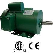 Worldwide Electric FM34-18-56, Farm Duty Motor, 3/4HP, 1800RPM, 56, 115/230V, TEFC