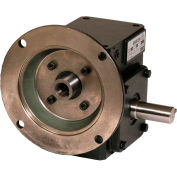 Dans le monde entier HdRF262-60/1-R-56C fonte fer Angle droit ver réducteur 60:1 Ratio 56C Frame