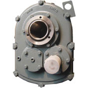 """Worldwide Electric SMR2-25/1, Shaft Mount Reducer, Size 2, 25:1 Ratio, 1-15/16"""" Tapered Bore"""