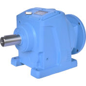 Worldwide Electric WINL47-60/1-56C, Helical Inline Speed Reducer, 56C Input Flange, 60:1 Ratio
