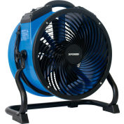 "XPOWER FC-300 1/3 HP 2100 CFM 4 Speed Portable Multipurpose 14"" Pro Air Circulator Utility Fan"