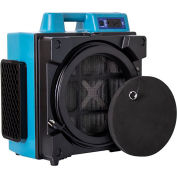 XPOWER X-4700A Professional 3-Stage HEPA Air Scrubber - Variable Speed - 750 CFM
