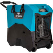 XPOWER LGR Commercial Dehumidifier XD-75LH 135 Pints