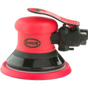 "Sioux Tools .25 HP 5"" Pad 12000 RPM Orbital Sander w/3/16"" Orbit Non Vacuum And Psa Pad"
