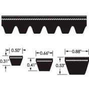 ContiTech Torque-Flex Belt, Cogged, Bx95