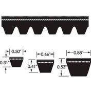 ContiTech Torque-Flex Belt, Cogged, Bx128