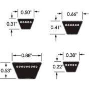 ContiTech Hy-T® Plus Classical Belt, B57