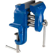 """Yost 2-1/2"""" Clamp On Vise"""