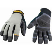 General Utility Gloves - General Utility Plus lined w/ KEVLAR® - Extra Large