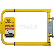"Erectastep 11792 YellowGate Universal Swing Safety Gate, 16""-36"" Length"
