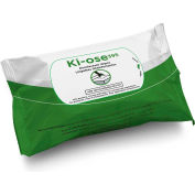 Ki-Ose 395 Lingettes désinfectantes de surface, 5,9» x 7,8», 30 lingettes/pack, 96 paquets/caisse, qté par paquet : 96