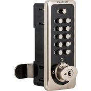 Zephyr Multi-User Mechanical Lock 6510 Pro Series for Left/Right Hinged - Vertical Mount Deadbolt
