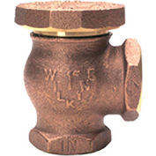 Zurn 1-35XL 1 In. Atmospheric Vacuum Breaker - FNPT x FNPT - Lead-Free - 125 PSI - Bronze