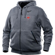 Milwaukee® 302G-21XL M12™ Heated Hoodie Kit - Gray - XL