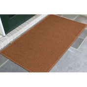 "WaterHog® Entrance Mat Fashion Border 3/8"" Thick 2' x 3' Brown"