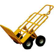 Snap-Loc™ All-Terrain 4 Wheel Hand Cart SLV0750HC4Y -750 Lb. Capacity