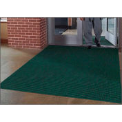 "WaterHog® Entrance Mat Fashion Border 3/8"" Thick 2' x 3' Green"