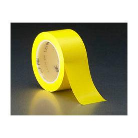 "3m™ Vinyl Tape 471 Yellow, 2"" X 36 Yd - Pkg Qty 24"