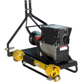 IMD 10011P, 10,000 Watts, PTO Generator Kit