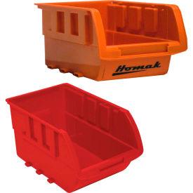Homak Plastic Stacking/Nesting Bins