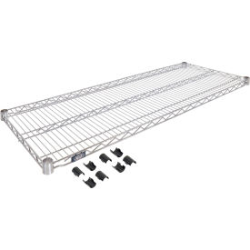 "Nexel® S1836C Chrome Wire Shelf 36""W x 18""D"