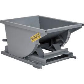 Global Industrial™ Self-Dumping Steel Forklift Hoppers