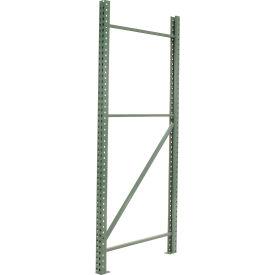 Cadre vertical de bâti d'étagère à palettes de42 po prof. x 192 po haut.