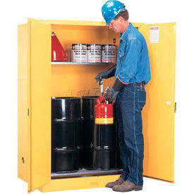 Drum Storage Manual 2 Door Vertical Storage