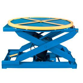 Bishamon® EZ Loader® Self-Leveling Pallet Carousel Positioner 250-4000 Lb. Cap.- Pkg Qty 1