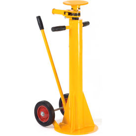 Standard Duty Trailer Stabilizing Jack Stand 100,000 Lb. Static Capacity