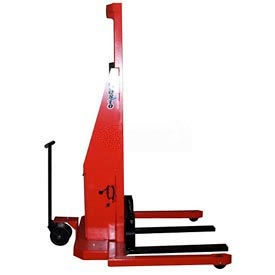 "PrestoLifts™ Battery Powered Lift Stacker WPS5036-20 2000 Lb. 50"" Straddle"