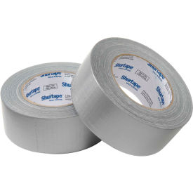 "Shurtape Gray Duct Tape PC460 2"" X 60 Yd Gray - Pkg Qty 2"