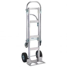 Wesco® Cobra Sr. 220290 2-In-1 Convertible Aluminum Hand Truck