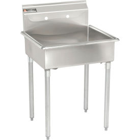 Stainless Steel Mop & Maintenance Sink