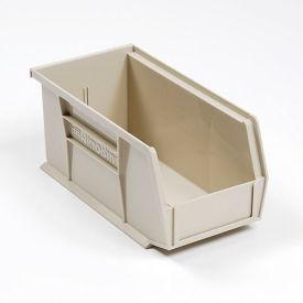"Akro-Mils AkroBin® Plastic Stacking Bin 30230 - 5-1/2""W x 10-7/8""D x 5""H, Stone - Pkg Qty 12"