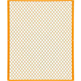 4' W Machinery Wire Fence Partition Panel