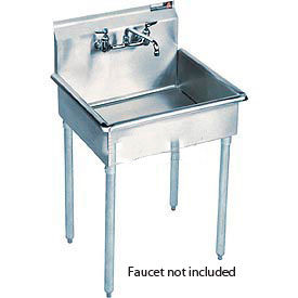 Aero Stainless Steel 1 Compartment Sink