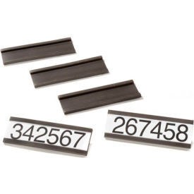 "Magnetic Card Holders 6""W X 2""H (25 pcs/pkg)"