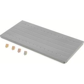 Steel Shelf 48x18 With 4 Clips (20 GA)