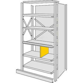 """18""""D X 12""""H Shelf Divider"""