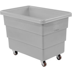 Dandux Gray Plastic Box Truck 51126008A-3S 8 Bushel Medium Duty