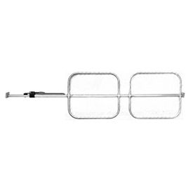 Set of 2 Steel Hoops 43991-10 for Ancra® Aluminum Cargo Bar & Load Stabilizer