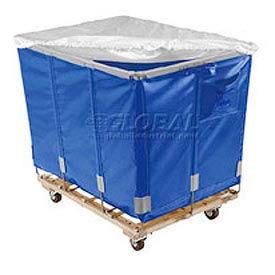 Nylon Cover 40008714 for 14 through 20 Bushel Dandux Vinyl or Canvas Bulk Truck- Pkg Qty 1