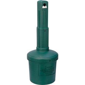 Global Industrial™ Green Outdoor Ashtray - 5 Gallon