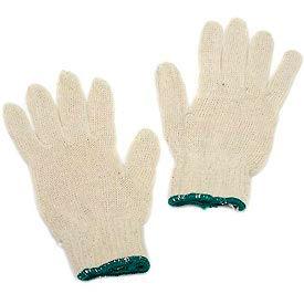 Non-Grip String Gloves, 1-Dozen